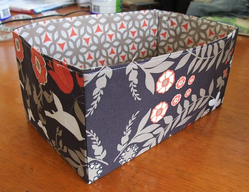 Fabric Baskets 4