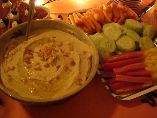 roasted garlic hhhhhummus