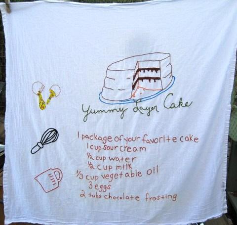 Yummy Layer Cake