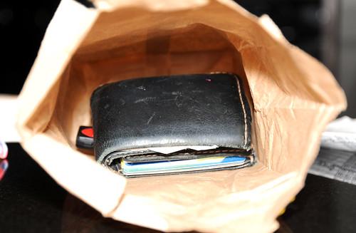 inside european handbag