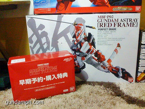 new haul october 30 2011 pg red frame bonus parts (2)