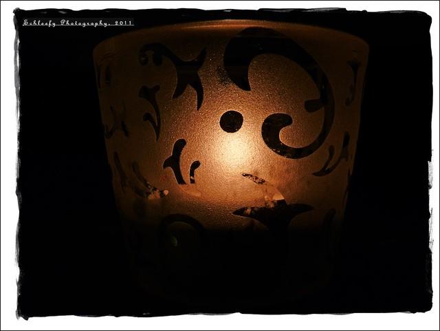 #312/365 Candle light II