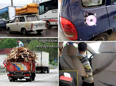 Törökös közlekedés