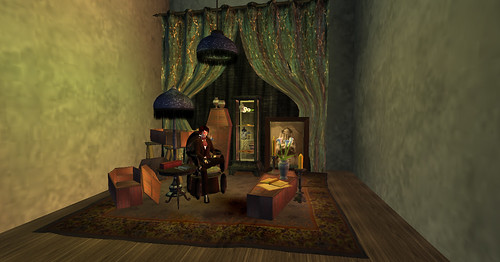Undertaker's Parlor