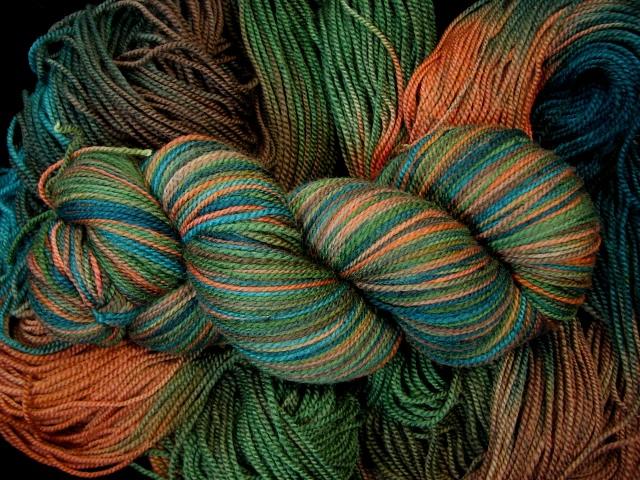 Mallard - Tiger Twist Merino Wool Sock Yarn
