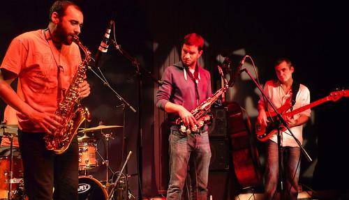 Led Bib @ the Forge, Basingstoke 4.11.11