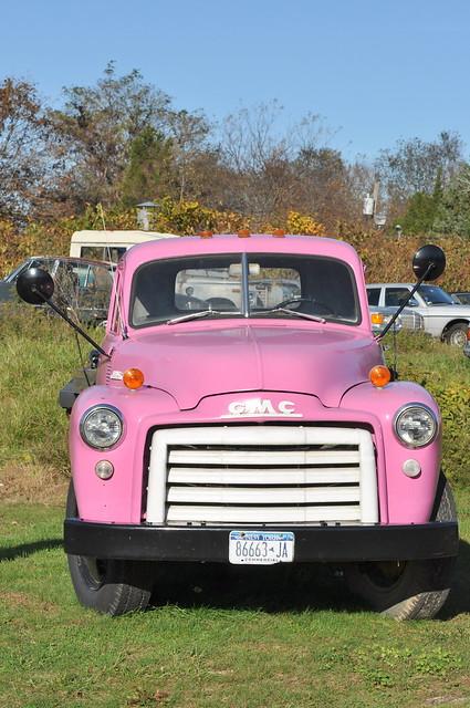 pink pickup