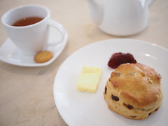 Scone, L'etoile Cafe, Owen Road, Little India