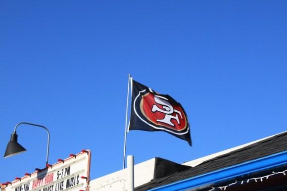 49ers Flag