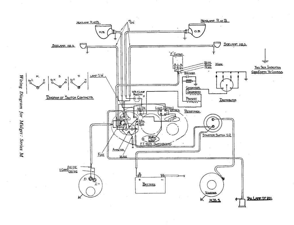 Jaguar Type Audio Wiring Diagram