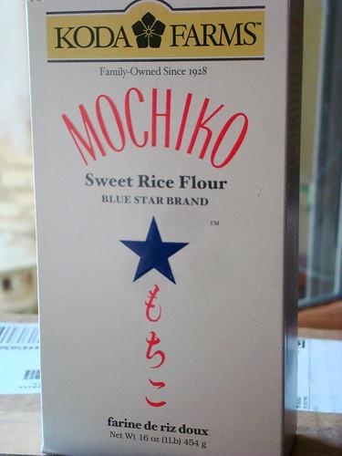 Mochiko!