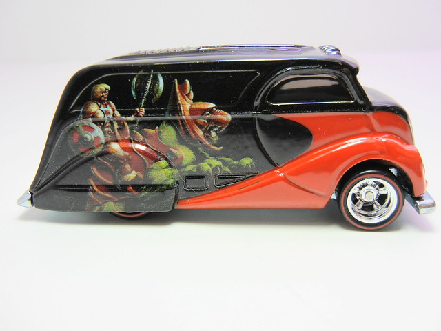 HOT WHEELS MASTERS OF THE UNIVERSE DECO DELIVERY