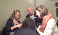 Kate Agnew, David Fickling and Annie Eaton