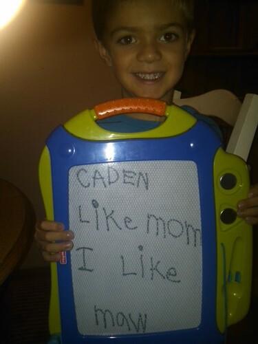 homeschooling caden