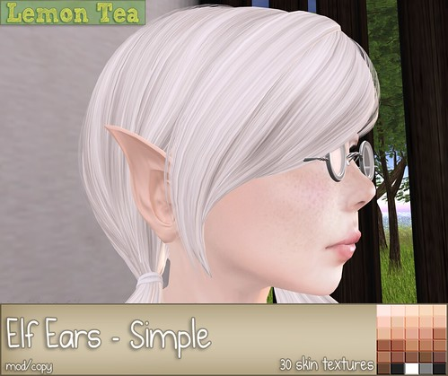Elf Ears by Sei Minuet / {Lemon Tea}