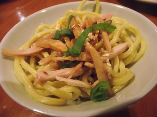 chengdu cold noodles - gu's