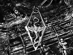 The Elder Scrolls V: Skyrim amulet