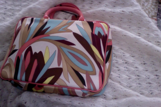 Missoni makeup case