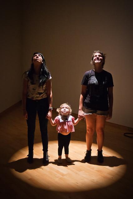 Art Thursday | Spotlight Portrait Night | Photos by 2009 USF MFA graduate Jim Reiman
