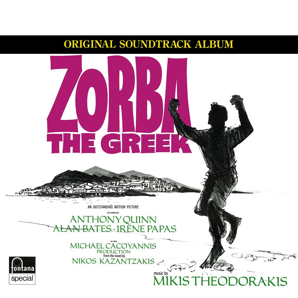 Mikis Theodorakis - Zorba the Greek