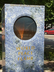 World Peace Flame