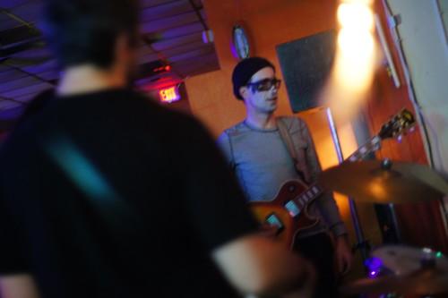 Spider Bags w/ Reese McHenry, La Salamandra, Durham NC, 10/28/11