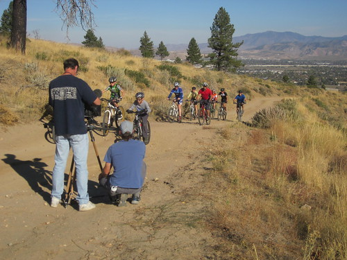 Ash Canyon Video Shoot