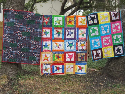 Quilts for Linus