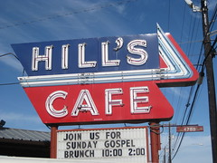 "Hill's Cafe, South Congress Ave, Austin, TX • <a style=""font-size:0.8em;"" href=""http://www.flickr.com/photos/41570466@N04/6267303634/"" target=""_blank"">View on Flickr</a>"
