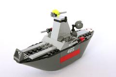 8426 Escape At Sea - Tony Trihull Back