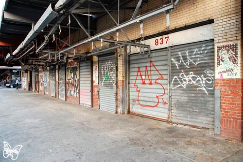 NY streets: Tek33