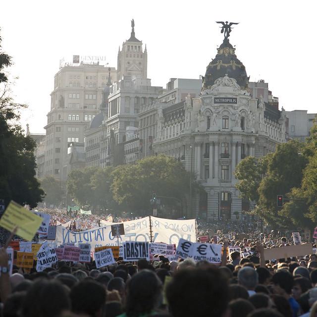 Manifestación 15-O Madrid 05
