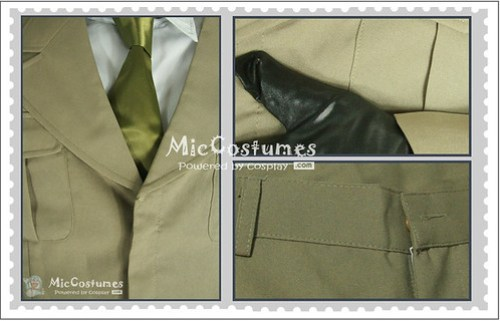 Hetalia Axis Powers America Cosplay Costume1