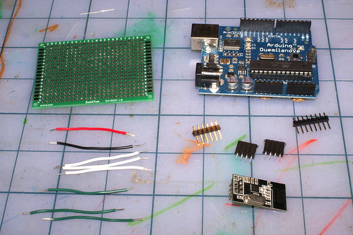 Getting Started with nRF24L01+ on Arduino | maniacbug