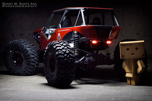 148/365: Danbo's Axial Wraith Revealed!