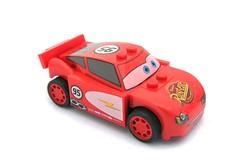 8487 Flo's V8 Cafe - Lightning McQueen 1