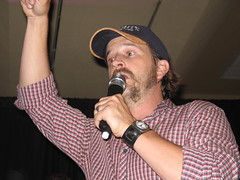 NJCon 2011 Karaoke Party - Richard Speight, Jr.