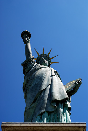 #116 - Statue of Liberty Replica by gifrancis