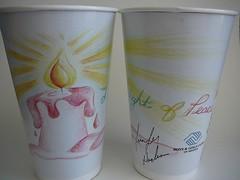 7-eleven Light of Peace designed by Jennifer H...