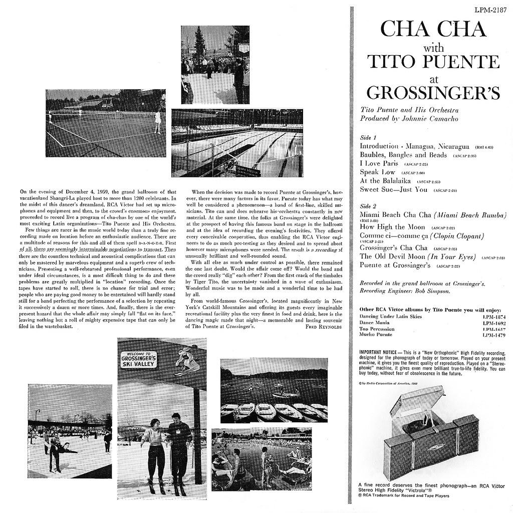 Tito Puente - Cha Cha