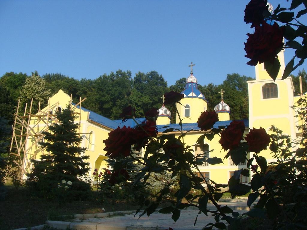 Manastirea Veverita11