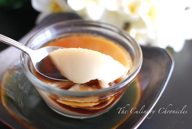Đậu Hũ Nước Đường Gừng (Vietnamese Soy Pudding with Ginger Syrup)