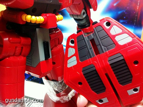 MSIA DX Sazabi 12 inch model (13)