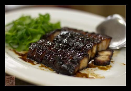 Roasted Honey Glazed Pork aka Char Siew by Dad Bear