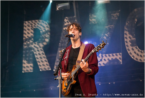 Johnny Borrell / Razorlight