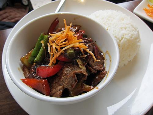 Neau Nam Prik Pao