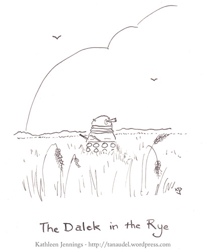 The Dalek in the Rye