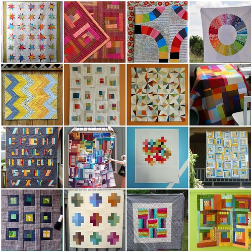 For the love of solids inspiration mosaic