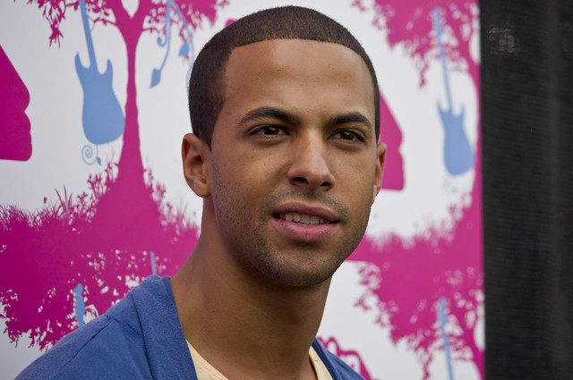 Marvin, JLS - Party in the Park, Leeds