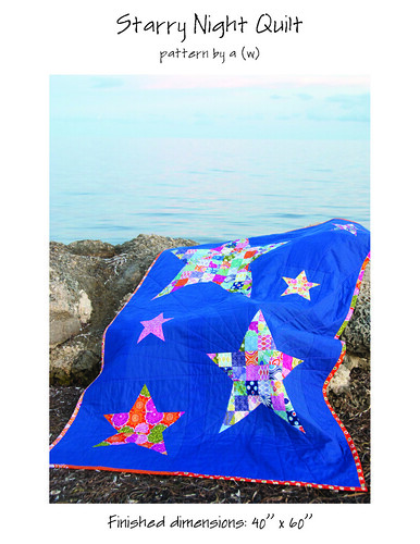 Starry Night Pattern